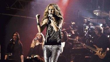 Hurt: Celine Dion