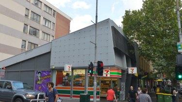 7-11 on Elizabeth Street granted heritage interim protection.