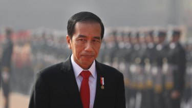 President Joko Widodo says he hopes to visit Australia within three months, having postponed his last scheduled visit in November.