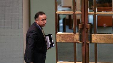 Andrew Nikolic has said he would throw his support behind the decision of his electorate.