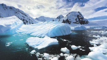 The Antarctic may yield diamonds, if a mining ban is ever lifted.