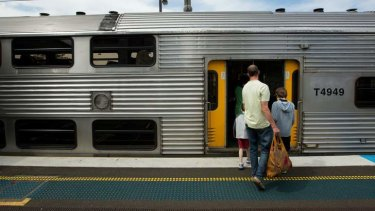 Shunted: Regular trains not suited to airport.