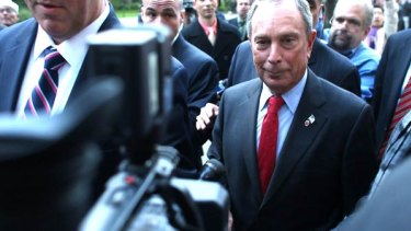 Mayor Michael Bloomberg: Deep divisions in the city council.