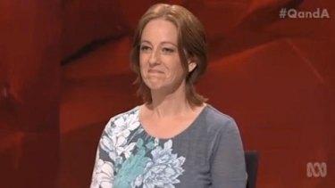 Helen Joyce ... choose the least idiotic.