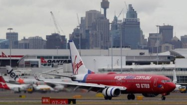 A second airport at Badgerys Creeks is set to take pressure of Sydney Airport.