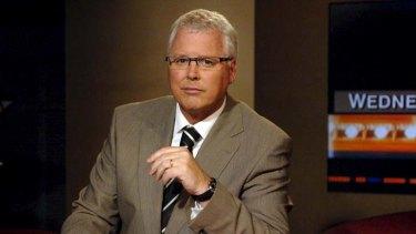 Tony Jones from ABC's Lateline program.