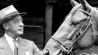 Gentleman of the turf ... Stanley Wootton left his mark on the Australian racing scene.