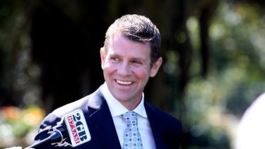 NSW Premier Mike Baird is in favour of taxpayer-funded elections.
