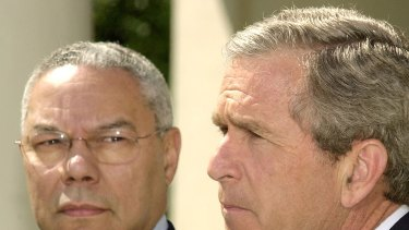 In the dark: US President George W. Bush and Secretary of State Colin Powell were not fully briefed on the CIA's torture techniques and their lack of effectiveness, according to a Senate report.
