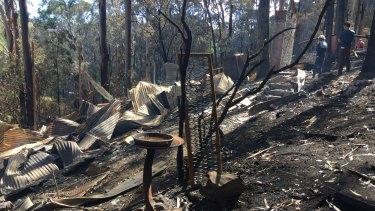 Separation Creek and Wye River were sitting ducks for bushfire.