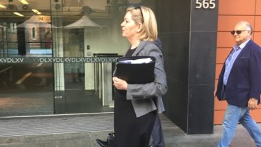 Lisa Scaffidi was sond guilty of 45 breaches of the Local Government Act.