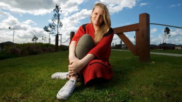 Stacey Duddy has turned her life around.