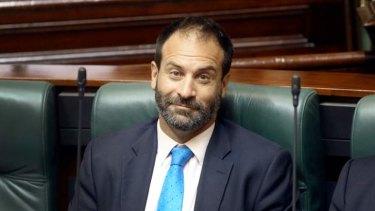 Victorian Independent MP Geoff Shaw.