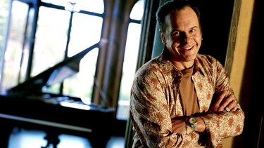 Disco magic: Harry Wayne ''KC'' Casey, the frontman and co-founder of KC and the Sunshine Band.