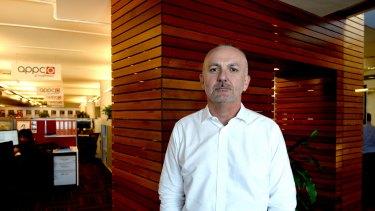 Appco chief executive Martin Gaffney has defended his company.