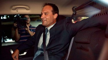 Geoff Shaw leaving Parliament after resigning from the Liberal party.