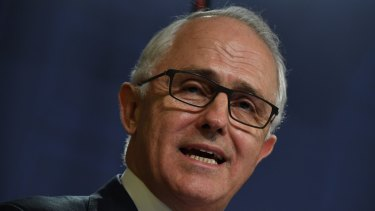 Malcolm Turnbull said he would bring legislation to the Parliament consistent with what was presented to voters in the campaign.