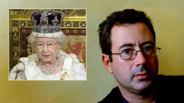 """Not a <i>Good New Week</i>... Ben Elton has apologised for calling the Queen """"a sad little old lady"""" (inset)."""