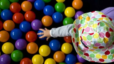 Ambitious: More than 60 per cent of NSW preschoolers are enrolled for 15 hours or more.
