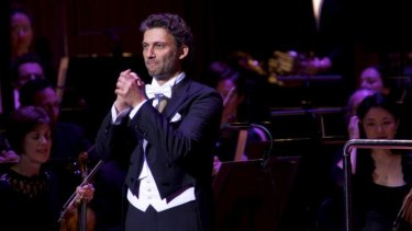 Jonas Kaufmann in concert at the Sydney Opera House.