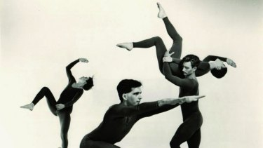 Groundbreaking: A work choreographed by Trisha Brown.