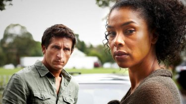 Jonathan LaPaglia as Hector and Sophie Okonedo as Aisha are two of the stars of <i>The Slap</i> who might not be readily familiar to Australian audiences.