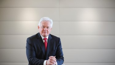 John McFarlane will lead Barclays until a new CEO is found.