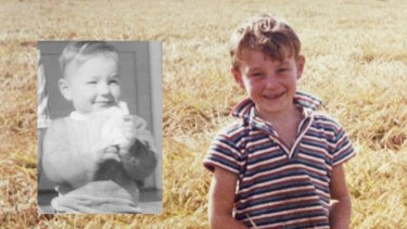 Matthew Stuart had a wonderful childhood in NSW before he was sexually abused as a teenager in Melbourne.