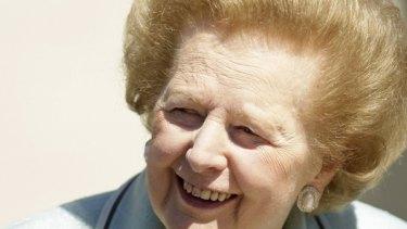 Mistaken identity ... news of Thatcher's death gave paws.
