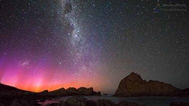 Sugarloaf Rock, Cape Naturaliste (near Dunsborough).