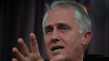 """My view is there should be a conscience vote"" ... Malcolm Turnbull."
