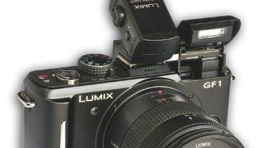 Panasonic lumix GF1.