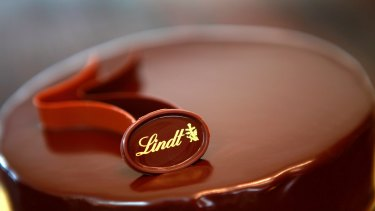 Shares in chocolate maker Lindt's parent company are among the most expensive in the world.