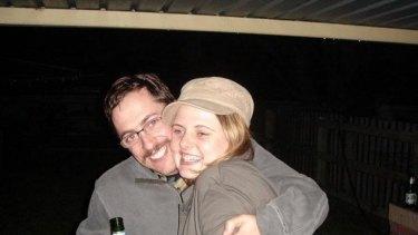 Peter Kurmann, with wife Debra.