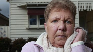 'To them it's nothing, for us it's a small fortune': Public housing tenant Val Mullally.