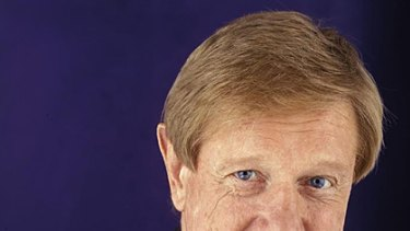 Salary secret ... the Opposition is demanding to know what 7:30 Report presenter Kerry O'Brien earns.