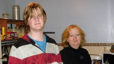 Little room to manoeuvre ... Denise Welsh - with son Harrison - has to operate within tight financial restrictions.