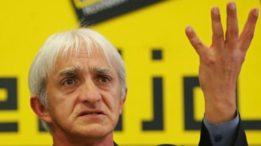 Dragan Vasiljkovic admits to leading Serb paramilitaries but says his troops never committed crimes.