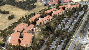 Tuggeranong Office Park in  Greenway.