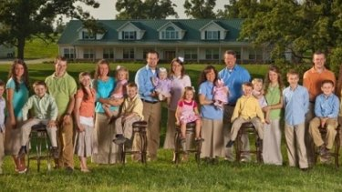 Duggar appears in the reality show 19 Kids and Counting.