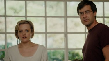 Weekenders: Elisabeth Moss and Mark Duplass.