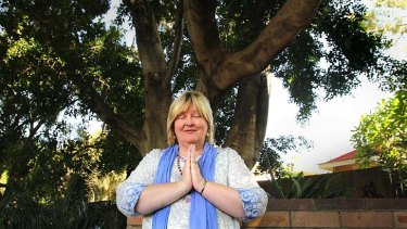 The power to heal: Shakti Durga.