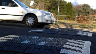 Speed bumps slow down emergency vehicles and obstruct large ones, they distract drivers who focus more on slowing down than on pedestrians around them, and they're hazardous to cyclists.