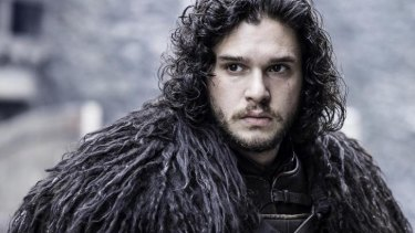 'Kill the boy and let the man be born' ... Advice given to Lord Commander Snow.