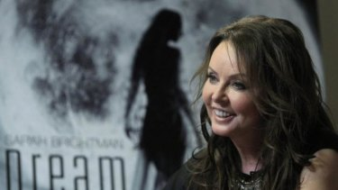 Sarah Brightman announced on Wednesday she had bought a seat to fly on a Russian spaceship, describing the journey as a chance to fulfill a childhood desire 'beyond her wildest dreams.'