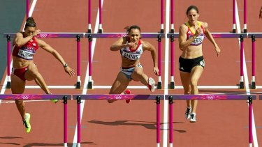 Ennis rules out taking on Pearson in 100m hurdles