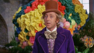 Gene Wilder died in August, aged 83.