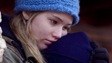 Family ties come under strain in the haunting mountain-high drama Winter's Bone.