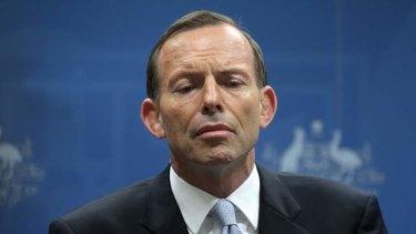 Prime Minister Tony Abbott: a swift move to mea culpa mode?