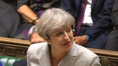 Theresa May has lost her majority and authority.